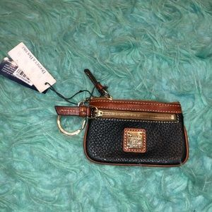new small size wallet from Dooney & Bourke.